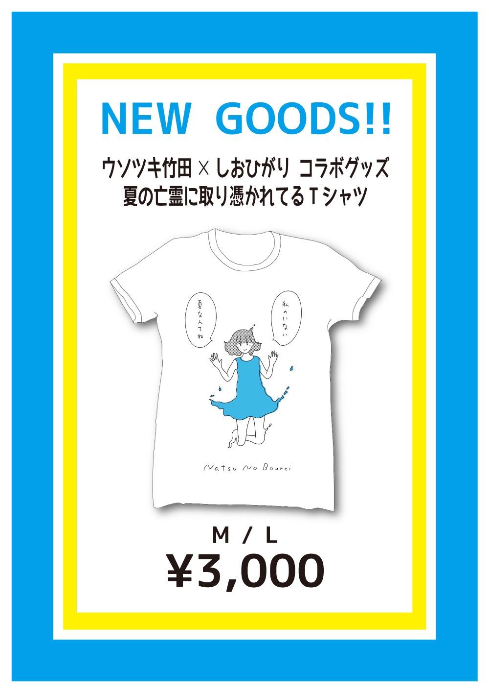 NEW GOODS_しおひがり